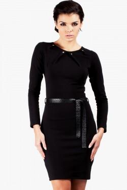 Sukienka ołówkowa Melisa Black