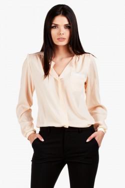Bluzka koszulowa Samantha Salmon