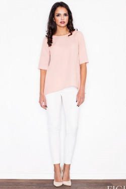 Bluzka Hayley Light Pink