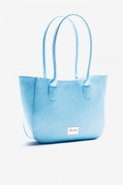Torebka Shopper Spike Blue