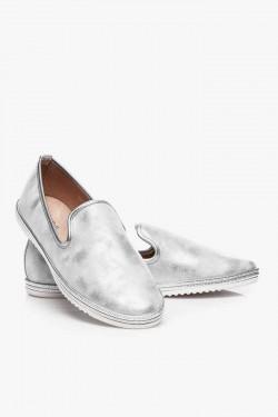 Trampki Sneakers Zoe-3 Silver