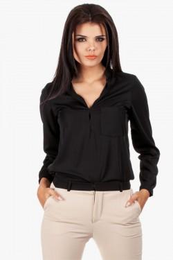 Bluzka koszulowa Diana Black