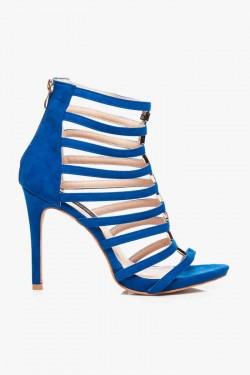 Sandałki OMG Mocca Cobalt