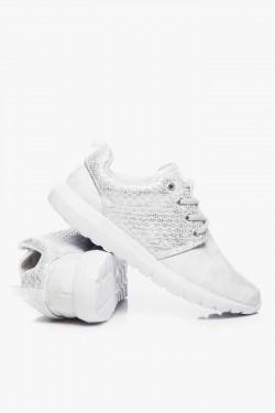 Sportowe Trampki Pax-2 White/Silver