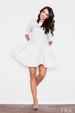 Sukienka Shanna Ecru