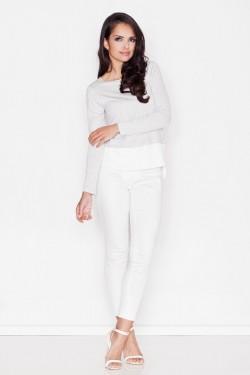 Bluzka Vicky 2 Light Grey