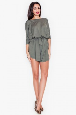 Kombinezon Glam Short Khaki