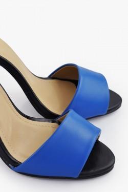 Sandały Clara Two Colors Black/Navy