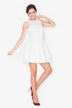 Sukienka Miss Ecru