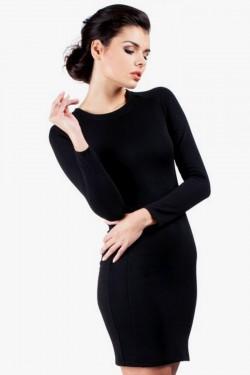 Klasyczna sukienka Margaret mini black