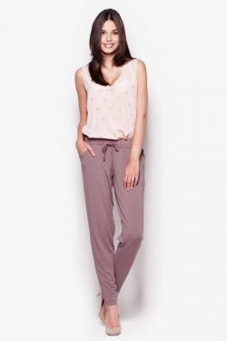 Spodnie Pheobe Brown
