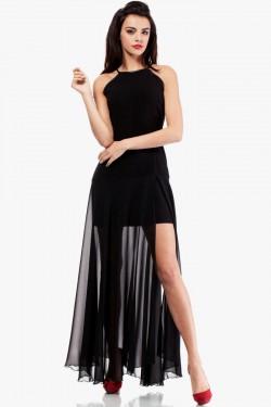 Wieczorowa sukienka maxi