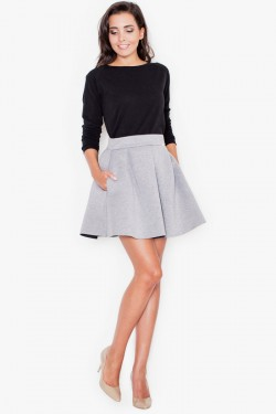Sweter Lace Black