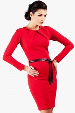 Sukienka ołówkowa Melisa Red